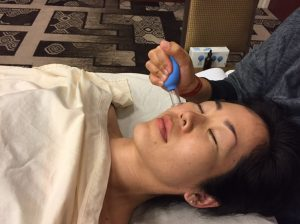 Facial Rejuvenation, Cupping, Gua Sha and Derma Roller