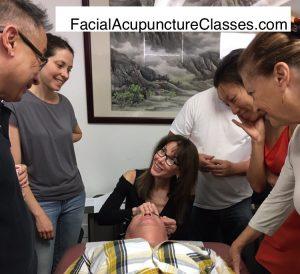 Facial Acupuncture Class Registration