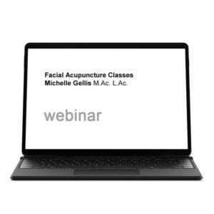 Cosmetic Acupuncture Webinars On-Demand