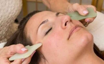 Facial Gua Sha Training