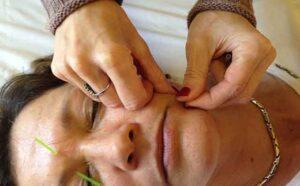 michelle gellis facial acupuncture classes treats mouth area