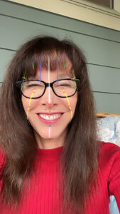 MIchelle Gellis teaches the Anatomy of Expression for Facial Acupuncture