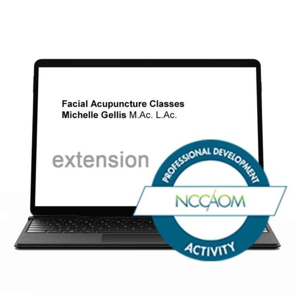 Cosmetic Acupuncture CEU Extension